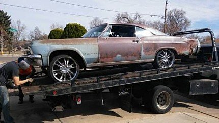 1965 Chevrolet Impala for sale 100874348