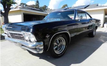 1965 Chevrolet Impala Coupe for sale 100974679