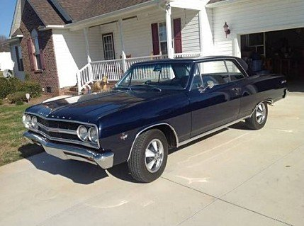 1965 Chevrolet Malibu for sale 100827767