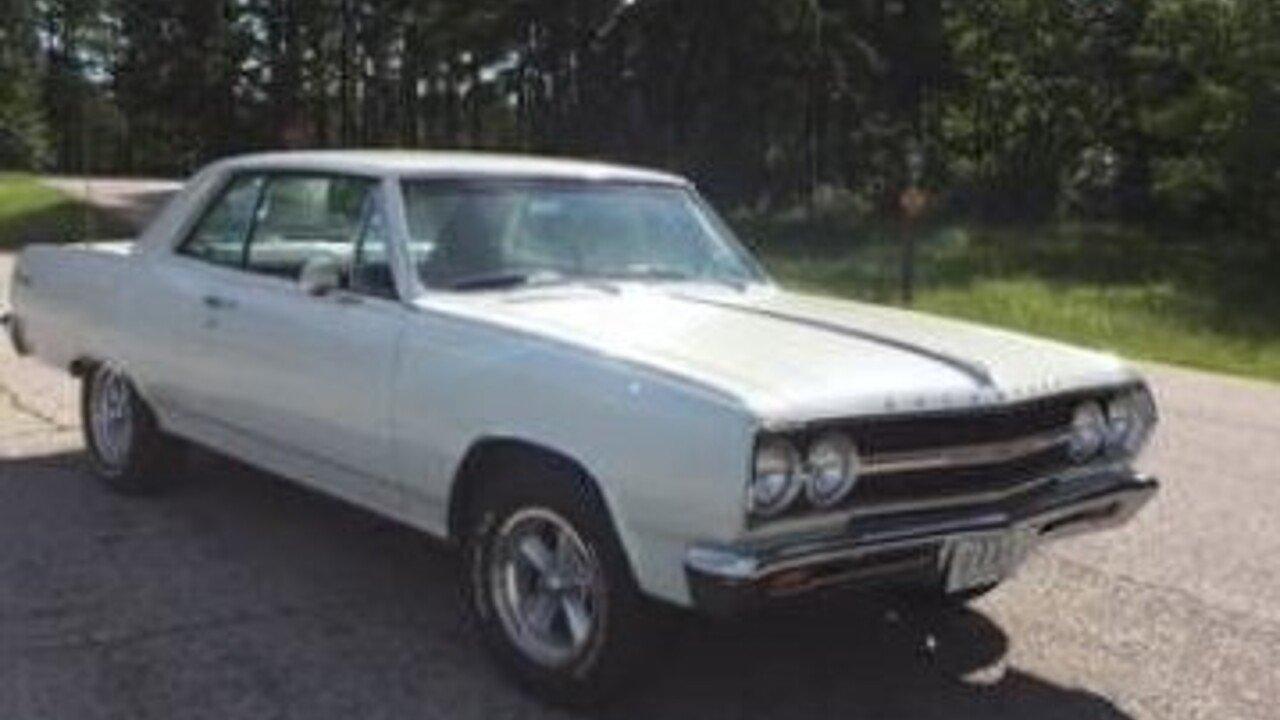 1965 Chevrolet Malibu for sale near Cadillac, Michigan 49601 ...