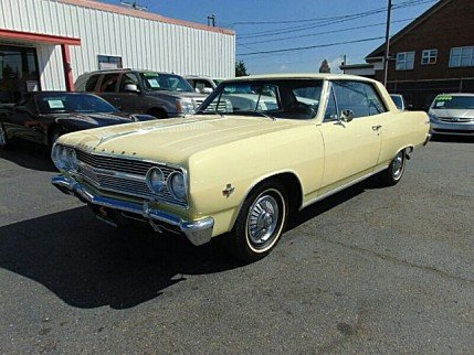 1965 Chevrolet Malibu for sale 100879177