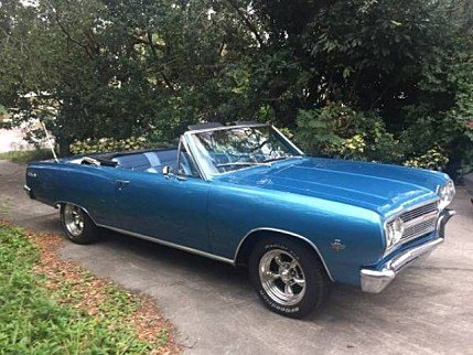 1965 Chevrolet Malibu for sale 100951178