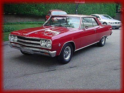 1965 Chevrolet Malibu for sale 100962663
