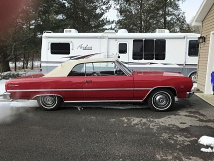 1965 Chevrolet Malibu for sale 100992424