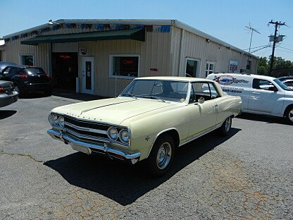 1965 Chevrolet Malibu for sale 100999018