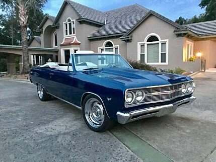 1965 Chevrolet Malibu for sale 101005469