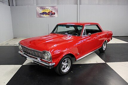 1965 Chevrolet Nova for sale 100785407