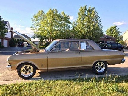 1965 Chevrolet Nova for sale 100885579