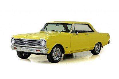 1965 Chevrolet Nova for sale 100922424