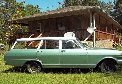 1965 Chevrolet Nova for sale 100923430