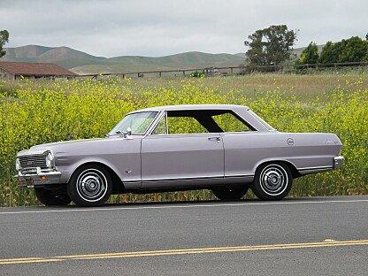 1965 Chevrolet Nova Coupe for sale 100989119