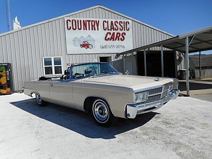 1965 Chrysler Imperial for sale 100876047