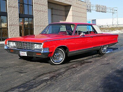 1965 Chrysler New Yorker for sale 100838349