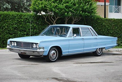 1965 Chrysler Newport for sale 100855250