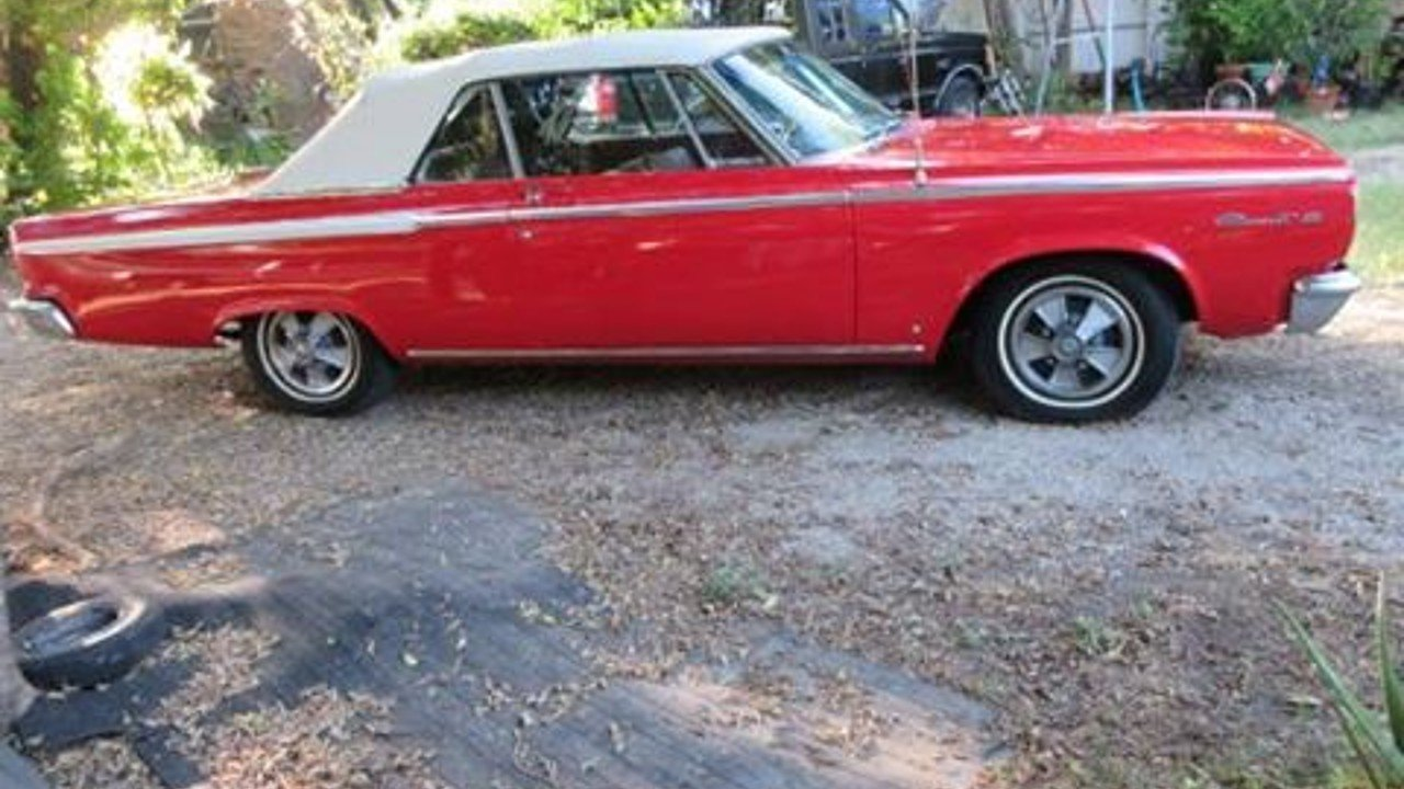 1965 Dodge Coronet for sale 100842207