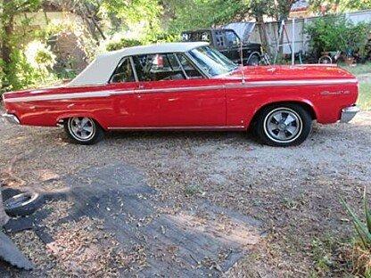 1965 Dodge Coronet for sale 100842207