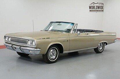1965 Dodge Coronet for sale 101009650