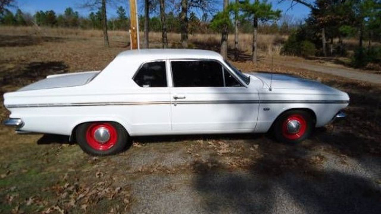 1965 Dodge Dart for sale 100846897