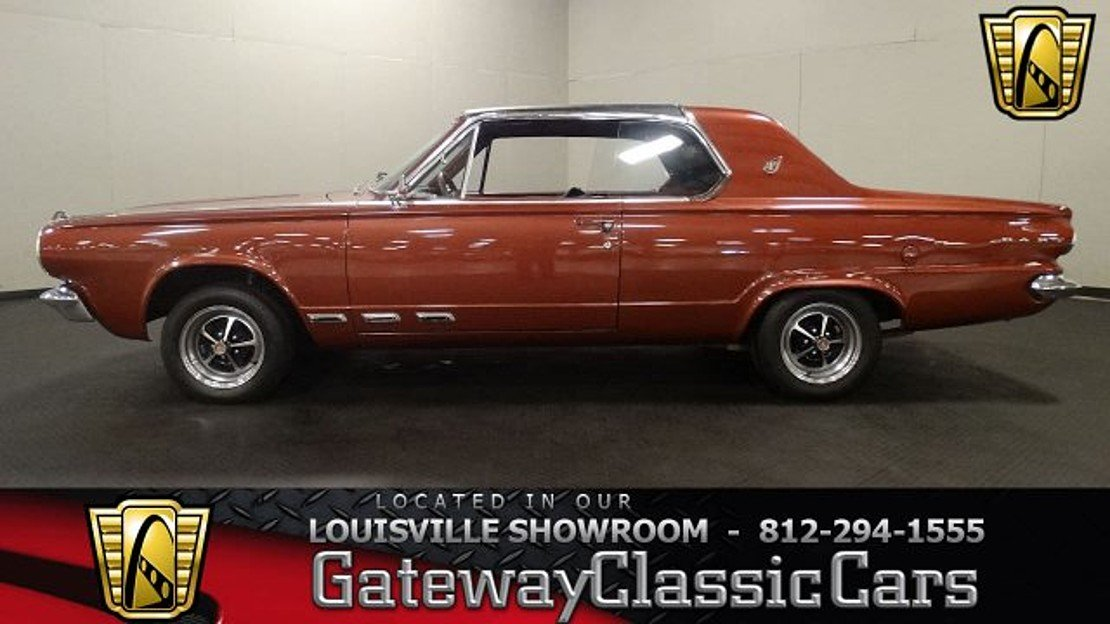 1965 Dodge Dart for sale 100968580