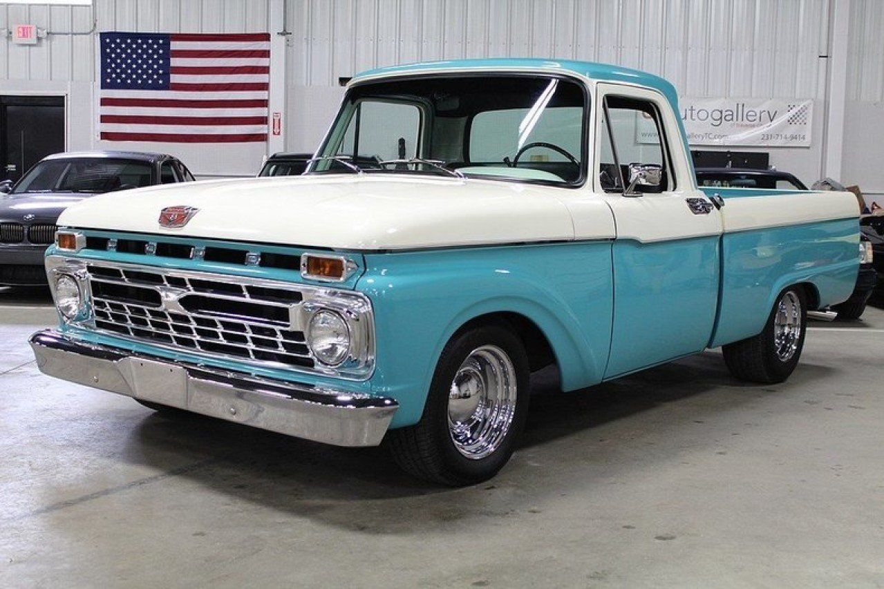 Ford F100 For Sale Craigslist >> F100 Parts Ford F 100 Truck Parts Cj Pony Parts | Upcomingcarshq.com