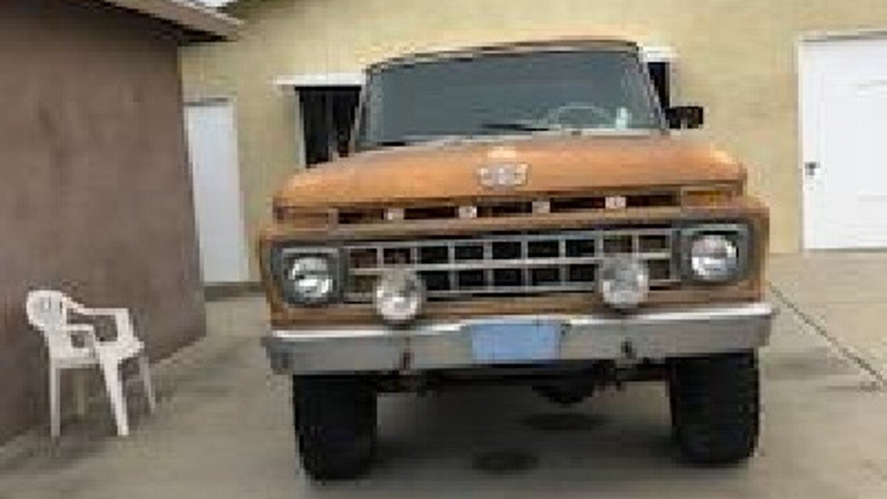 1965 Ford F100 for sale 101002170