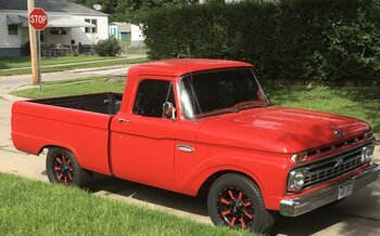 1965 Ford F100 2WD Regular Cab for sale 101032196