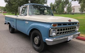 1965 Ford F250 2WD Regular Cab for sale 100988807