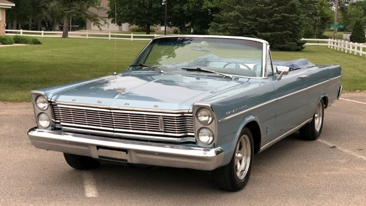 1965 Ford Galaxie for sale 100994168