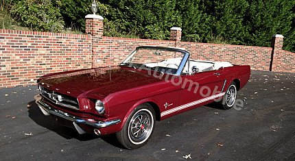 1965 Ford Mustang for sale 100814315