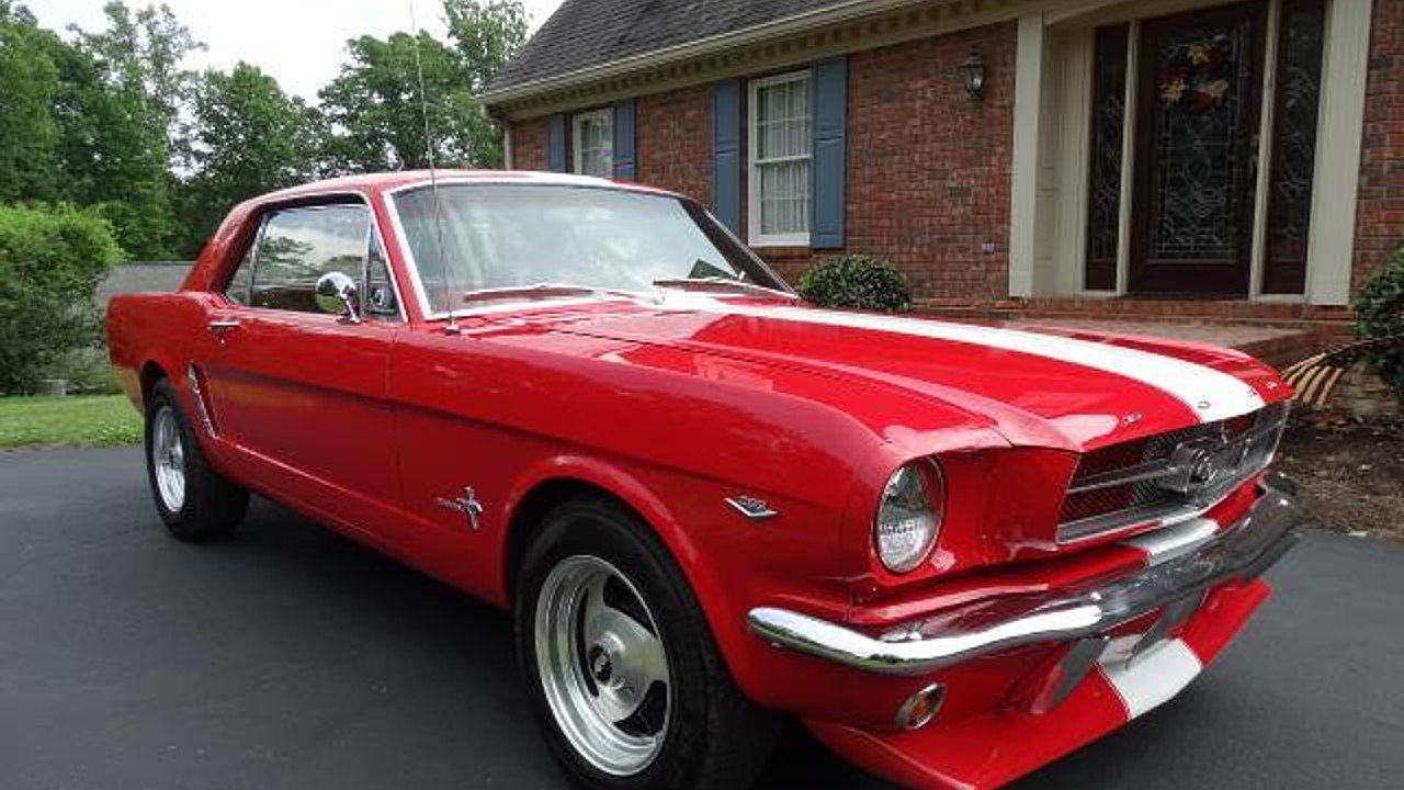 1965 Ford Mustang for sale 100875388