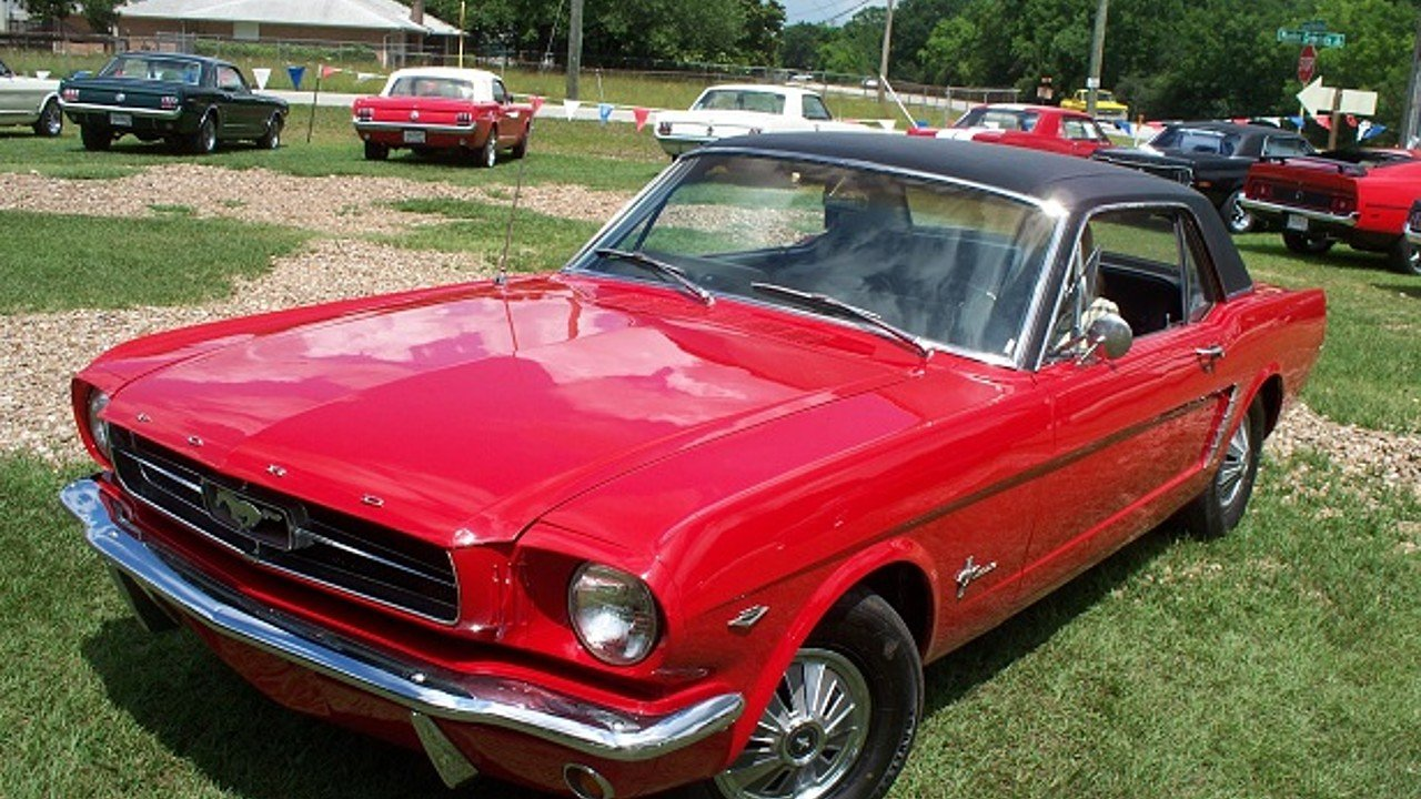 1965 ford mustang for sale 100972138