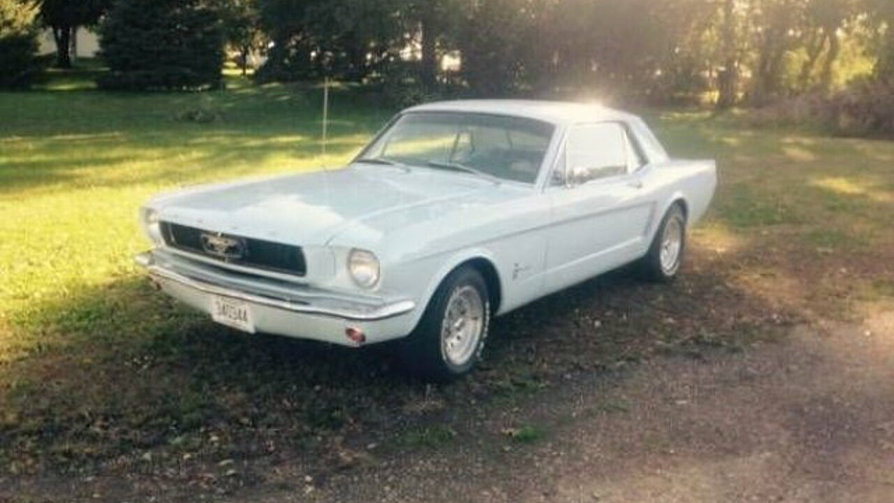 1965 Ford Mustang for sale near Cadillac, Michigan 49601 - Classics ...