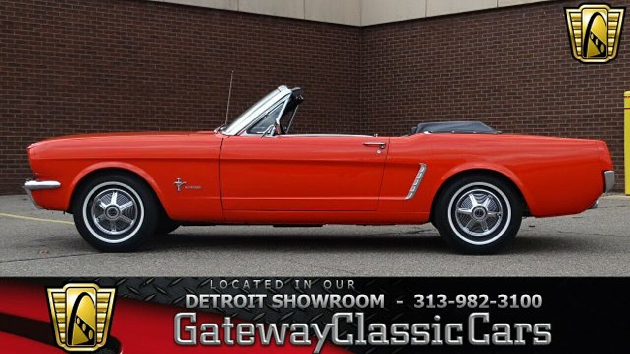 1965 Ford Mustang for sale 100858655