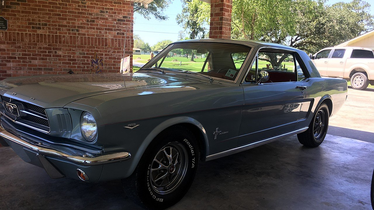 1965 Ford Mustang for sale near Eunice, Louisiana 70635 - Classics ...