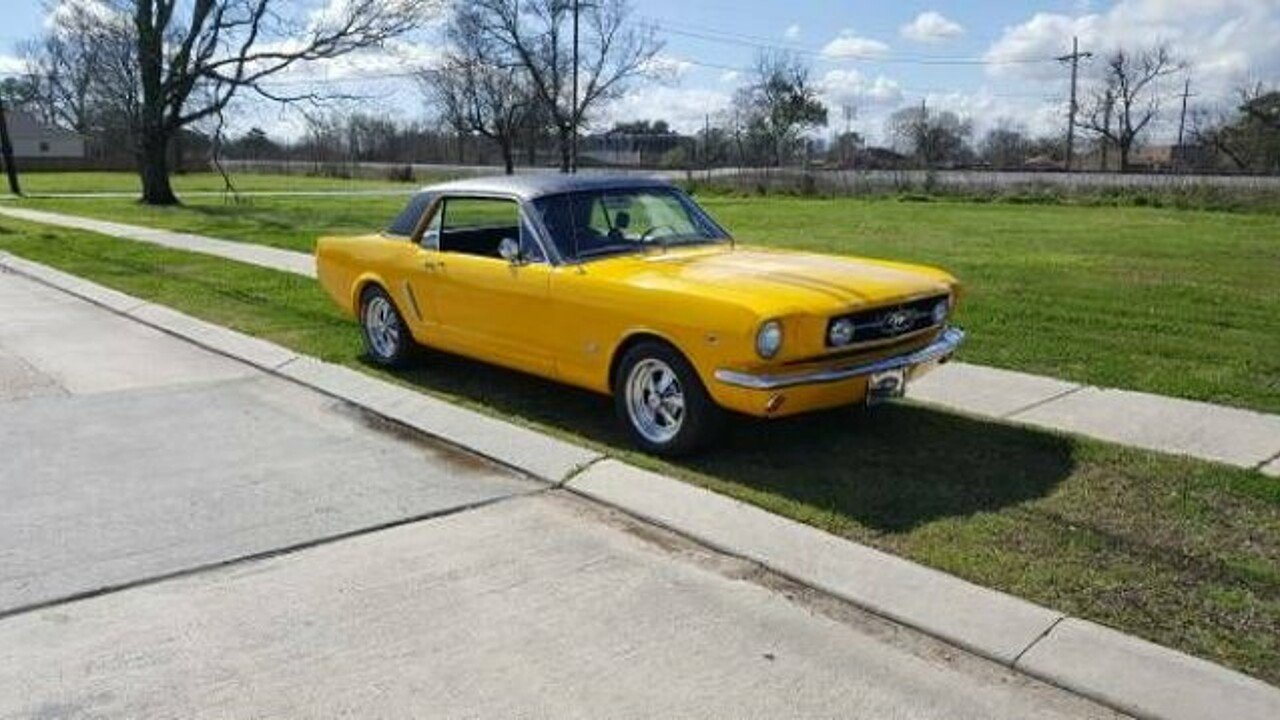 1965 Ford Mustang for sale 100872203