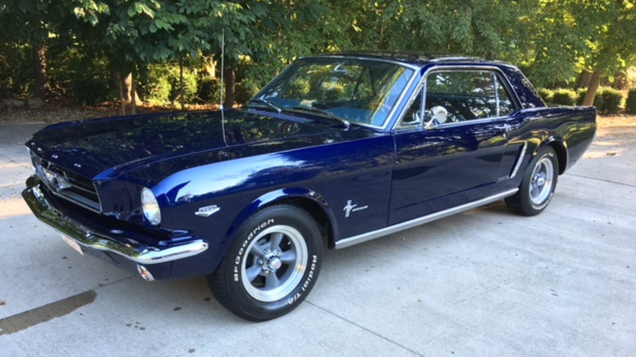 1965 Ford Mustang for sale 100890381