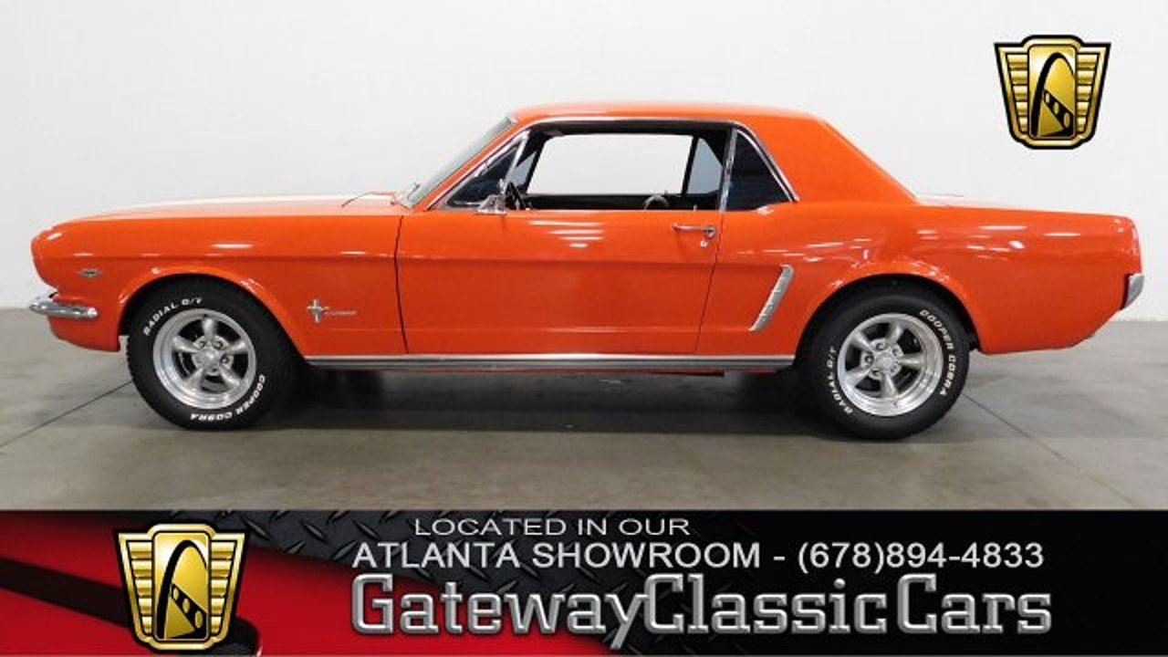 1965 Ford Mustang for sale 100920352