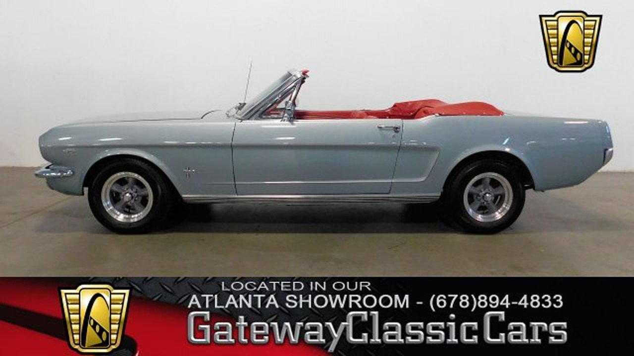 1965 Ford Mustang for sale 100920358