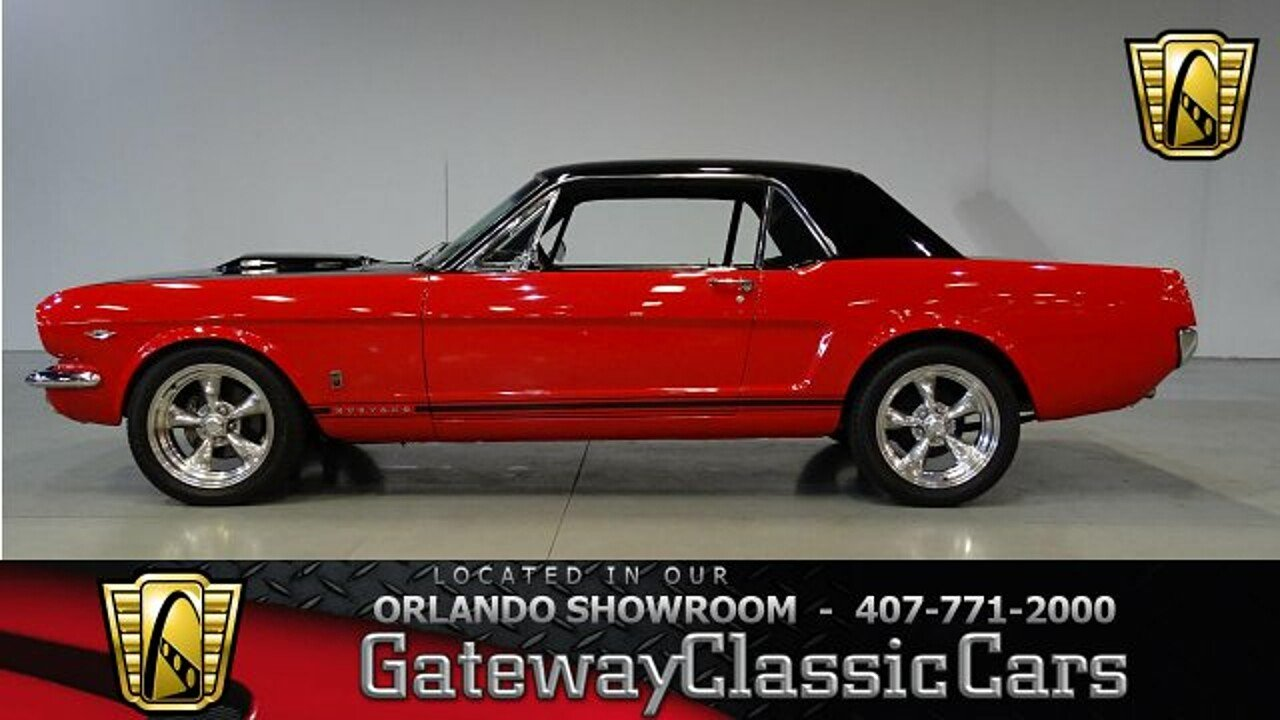 1965 Ford Mustang GT for sale 100920780