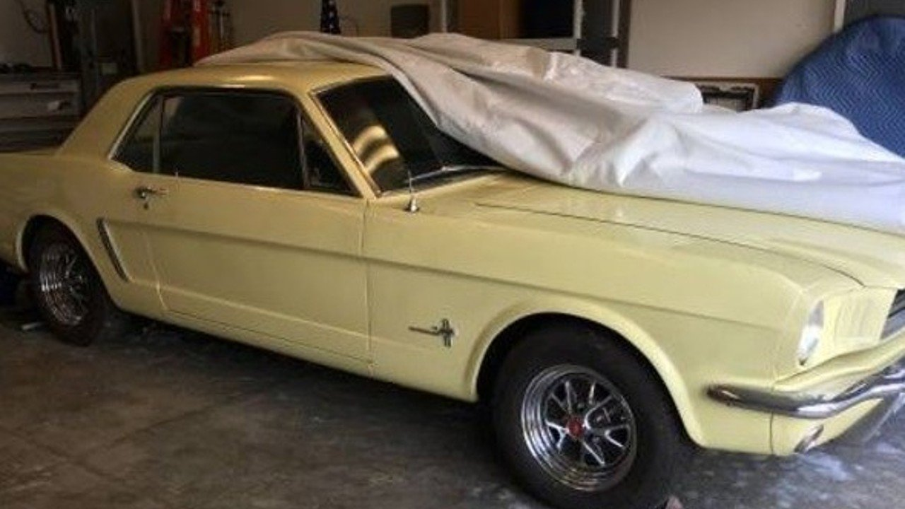 1965 Ford Mustang for sale 100924625