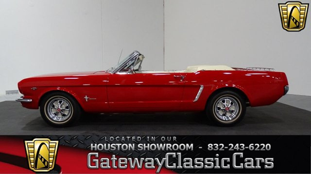 1965 Ford Mustang for sale 100948760