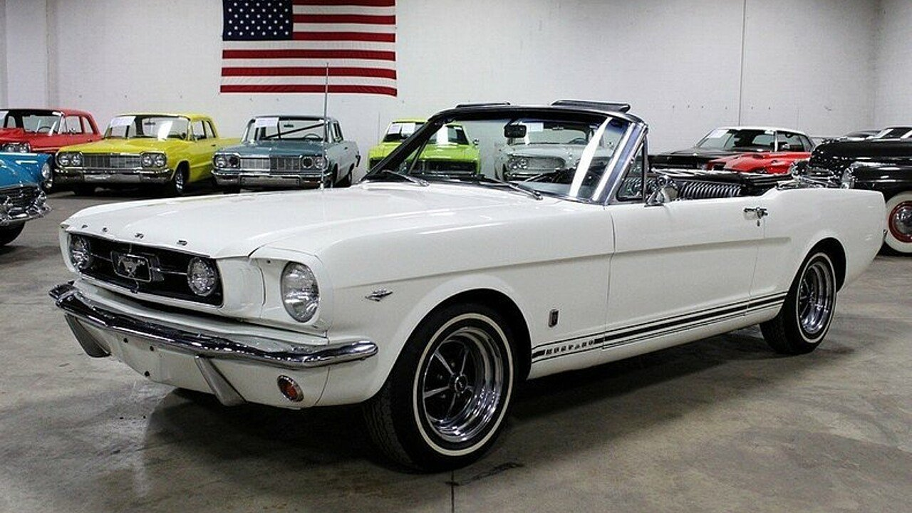1965 Ford Mustang for sale 100954365
