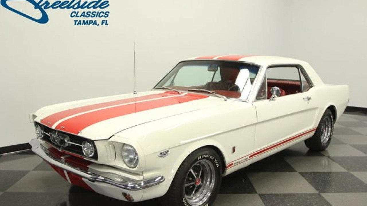 1965 Ford Mustang for sale near Lutz, Florida 33559 - Classics on ...