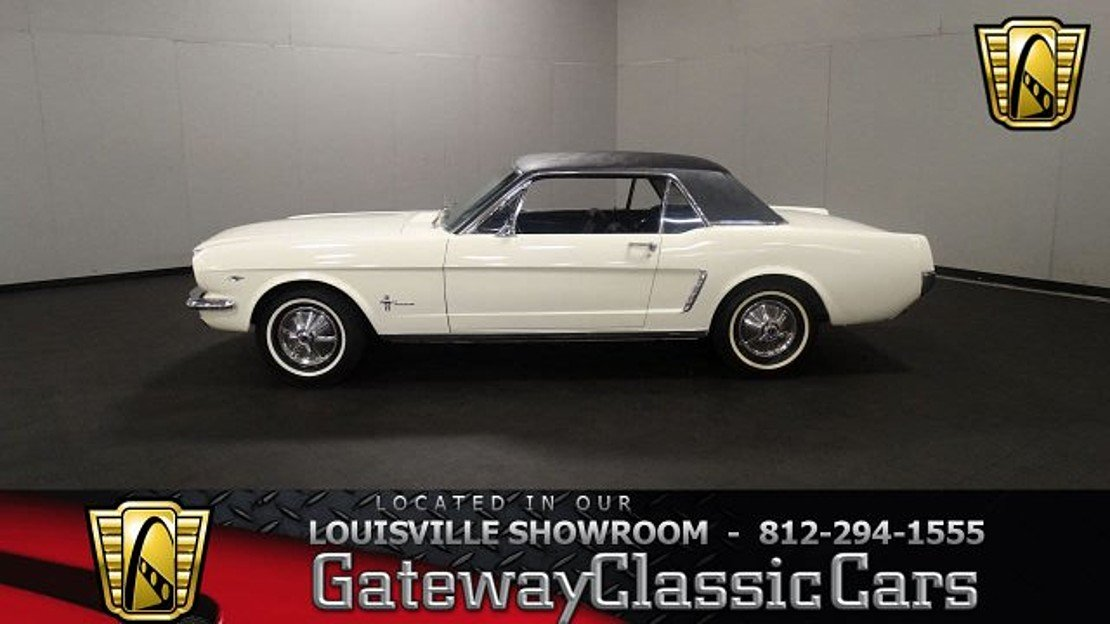 1965 Ford Mustang for sale 100978211