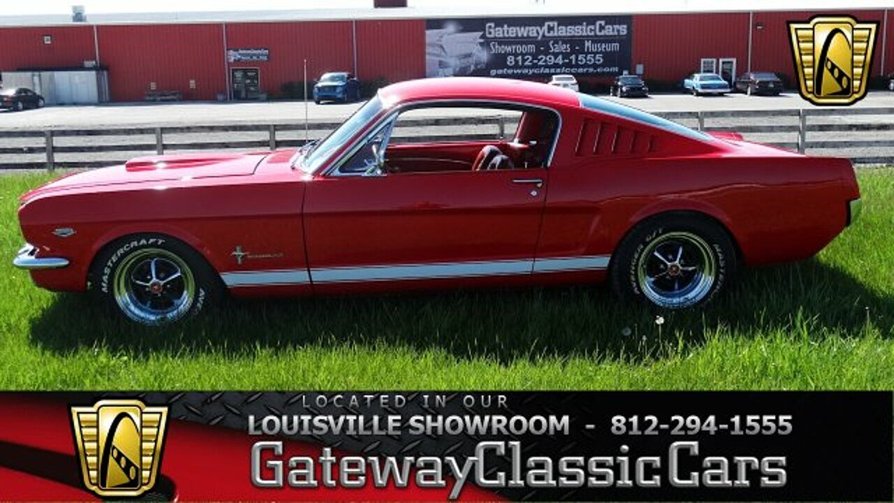 1965 Ford Mustang for sale 100982585