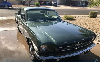 1965 Ford Mustang Coupe for sale 100947323