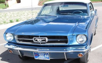 1965 Ford Mustang for sale 100997123