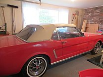 1965 Ford Mustang Convertible for sale 101004669
