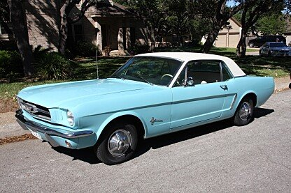1965 Ford Mustang Coupe for sale 101007009