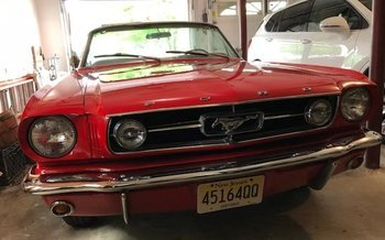1965 Ford Mustang Convertible for sale 101026953